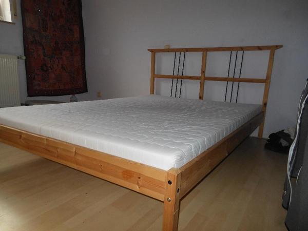 Holzbett günstig gebraucht kaufen - Holzbett verkaufen - dhd24.com
