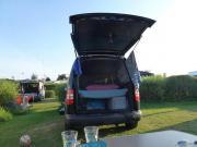VW Caddy Tramper