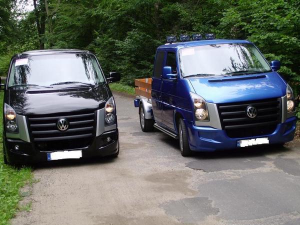 vw t4 crafter transporter multivan in wejherowo. Black Bedroom Furniture Sets. Home Design Ideas