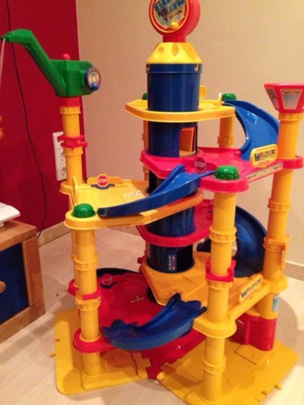 Wader parkhaus in hockenheim sonstiges kinderspielzeug