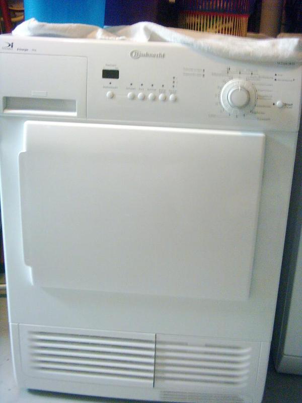 bauknecht kleinanzeigen waschmaschinen trockner. Black Bedroom Furniture Sets. Home Design Ideas