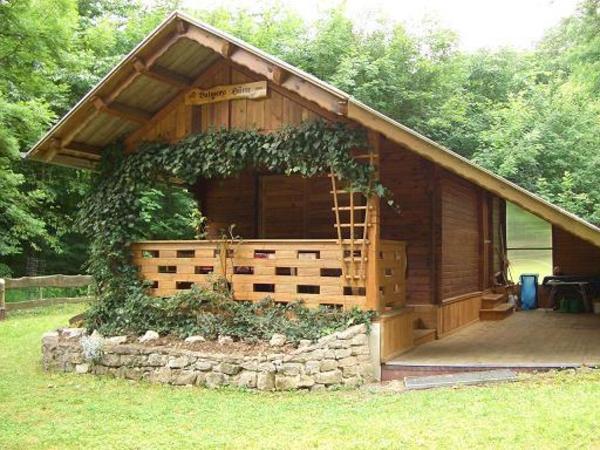 waldhaus blockhaus 39 balmers h tte 39 urlaub in waldh tte ruhe entspannung m hlhausen. Black Bedroom Furniture Sets. Home Design Ideas
