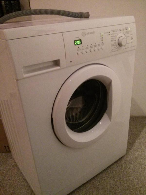 waschmaschine bauknecht wa care 24 di rep elektronik in hamburg waschmaschinen kaufen und. Black Bedroom Furniture Sets. Home Design Ideas