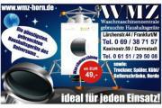 Waschmaschinen ab EUR