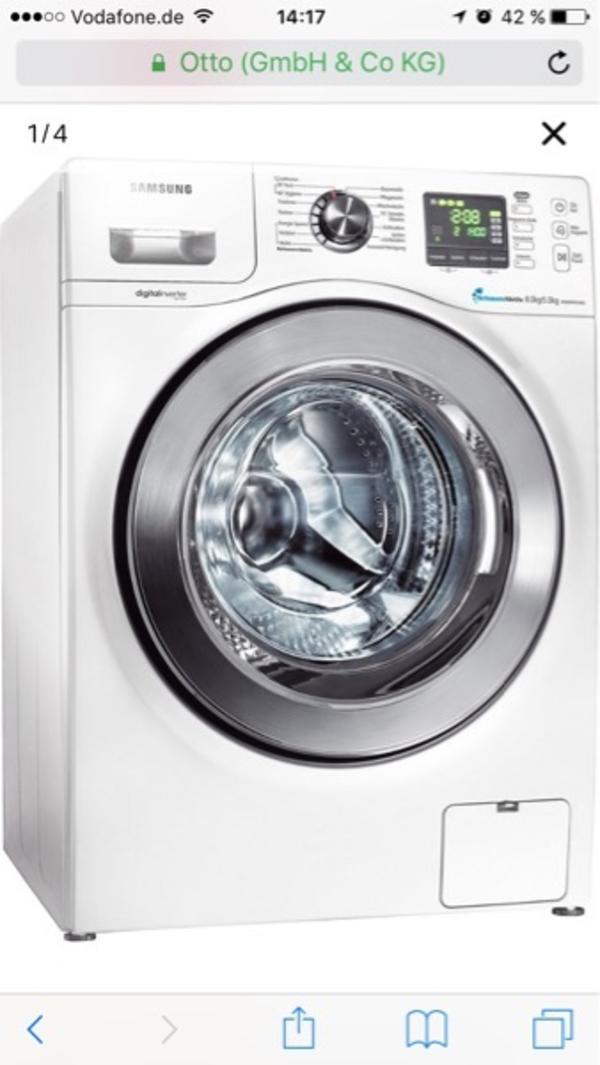 waschmaschine und trockner in einem 16 waschmaschinen trockner haushaltsger 228 te karlsruhe. Black Bedroom Furniture Sets. Home Design Ideas