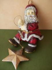 Weihnachten, Nikolaus, Hänge-