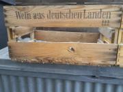 Weinkisten aus Holz