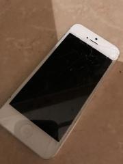Weißes iPhone 5