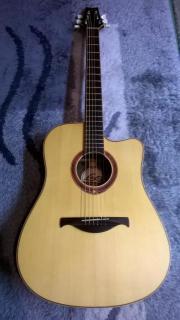 Western-Gitarre LÂ