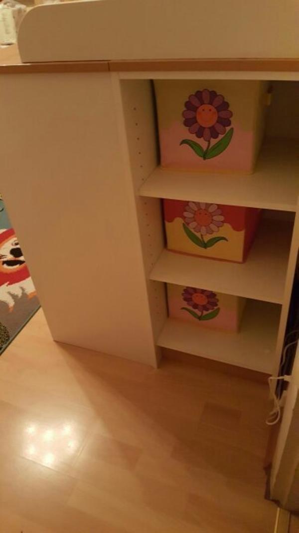 schrank wickeltisch kleinanzeigen baby kinderartikel. Black Bedroom Furniture Sets. Home Design Ideas