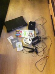 Wii Konsole mit