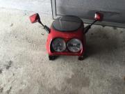 Windschutzscheibe Honda CB750K