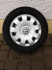 Winterreifen VW Touran