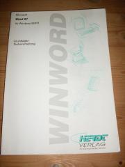 WINWORD - Buch im