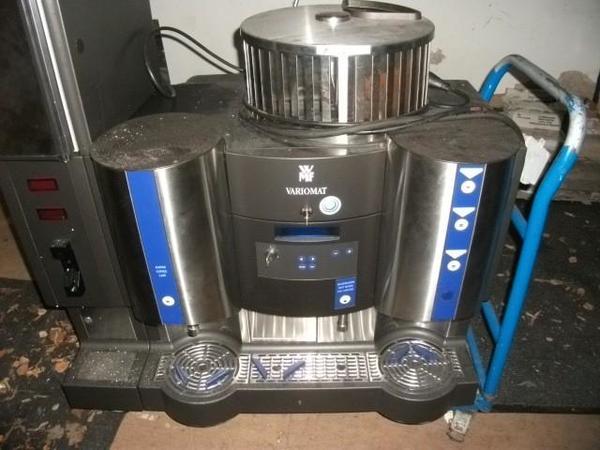 wmf kaffeemaschine variomat in frankfurt gastronomie ladeneinrichtung kaufen und verkaufen. Black Bedroom Furniture Sets. Home Design Ideas