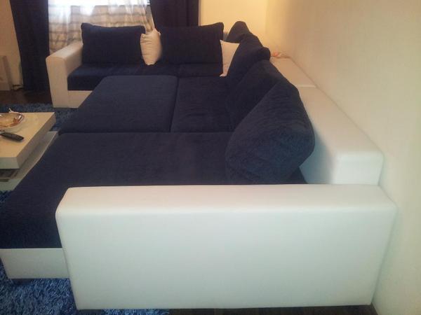 Wohnlandschaft in ludwigshafen polster sessel couch for Wohnlandschaft quoka