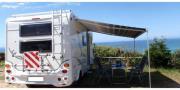 Wohnmobil auf Sardinien
