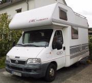 Wohnmobil LMC Liberty