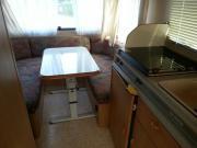 Wohnwagen Adria Optima
