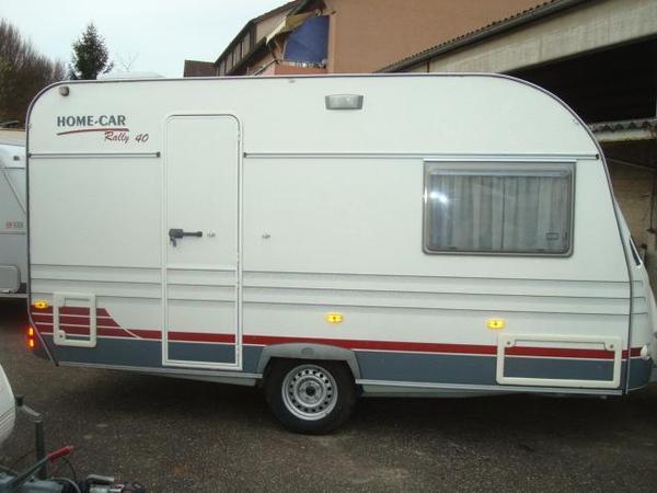 wohnwagen home car 40 h in schorndorf kaufen und. Black Bedroom Furniture Sets. Home Design Ideas