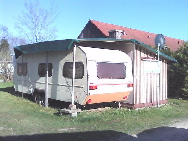 wohnwagen camping wohnmobile m nster lech gebraucht kaufen. Black Bedroom Furniture Sets. Home Design Ideas