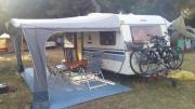 Wohnwagen Wilk 490TD