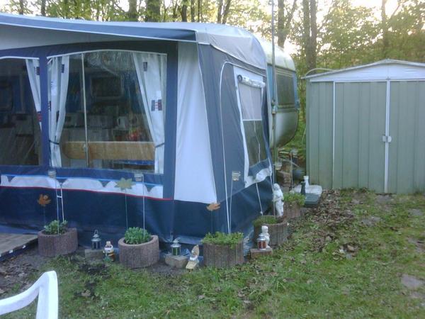 wohnwagen zu verschenken wegen campingplatzaufl sung in. Black Bedroom Furniture Sets. Home Design Ideas