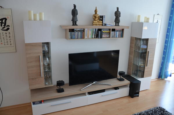 hochglanz wohnwand kleinanzeigen schr nke vitrinen. Black Bedroom Furniture Sets. Home Design Ideas