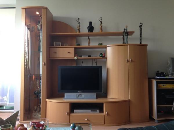 ikea wohnwand buche interessante ideen f r. Black Bedroom Furniture Sets. Home Design Ideas