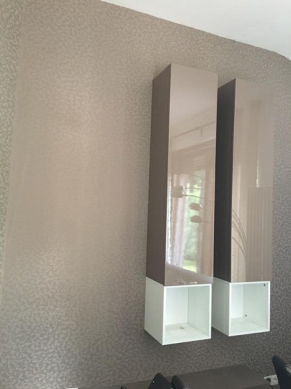 Wohnzimmer hochglanz kleinanzeigen schr nke vitrinen for Gebrauchte anbauwand