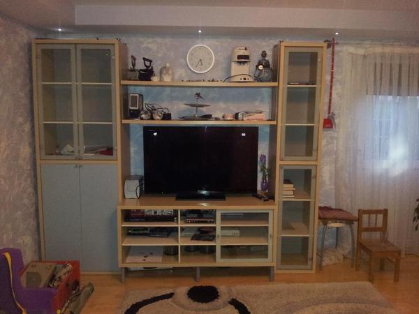 Ikea Wohnzimmerschranke: Ikea wohnwand bestÅ ein flexibles ...