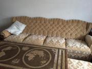 Wohnzimmer Couch, rustikal,