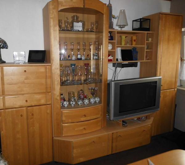 Wohnzimmerschrank Gebraucht Gebrauchtwohnzimmerschrank Buche Neu Und