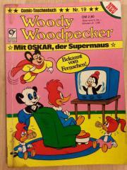 Woody Woodpecker-Comic