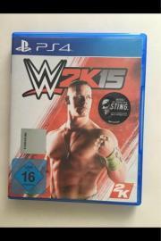 Wrestling spiel W2k15