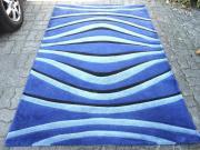 wunderschöner großer Teppich,