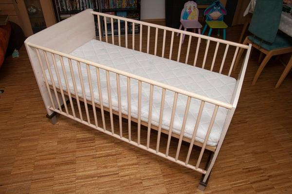 wundersch nes paidi arne juniorbett in erlangen wiegen. Black Bedroom Furniture Sets. Home Design Ideas