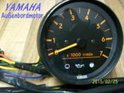 YAMAHA - Kombiinstrument (Drehzahl- &