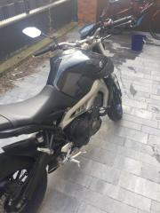 Yamaha MT09 mit