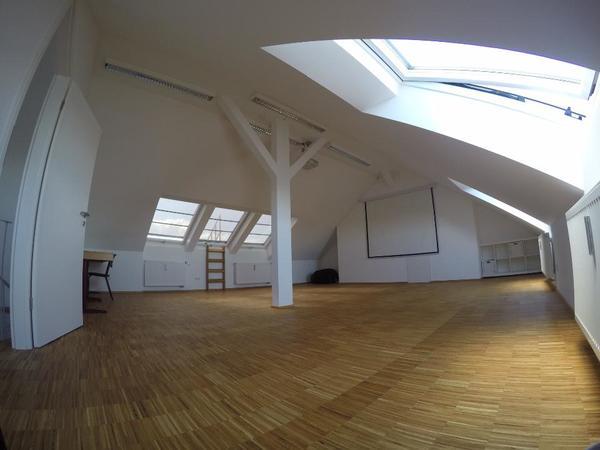 Yogaraum Kursraum Seminarraum » Vermietung Ateliers, Übungsräume aus München Pasing-Obermenzing