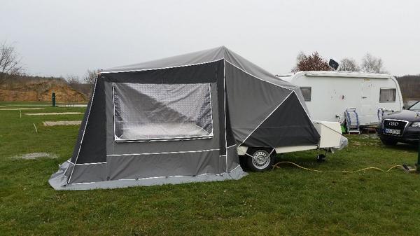 zeltanh nger camp let classic in grevenbroich wohnwagen. Black Bedroom Furniture Sets. Home Design Ideas