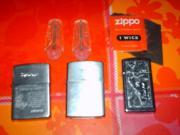 Zippo Sturmfeuerzeuge Set