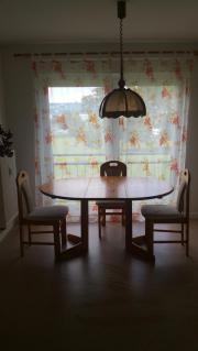 Zu verschenken Holztisch