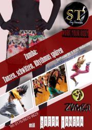 Zumba Fitness mit