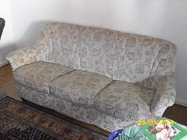 Polster, Sessel, Couch - 1 Couch