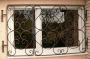 1 Fenstergitter Gitter Gusseisen 1