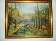 1 Landschafts Gemälde zu verkaufen