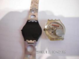 Uhren - 1 swatch uhr gebraucht