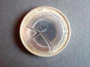 10,- Euro Silbermünze