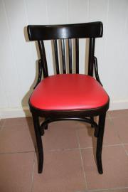 16 Massivholz Stühle Stück 45